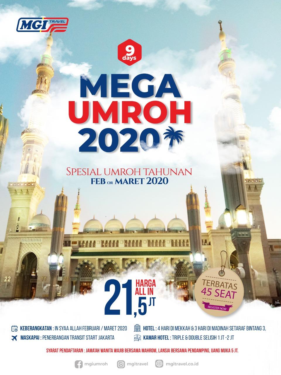 Mega Umroh Special